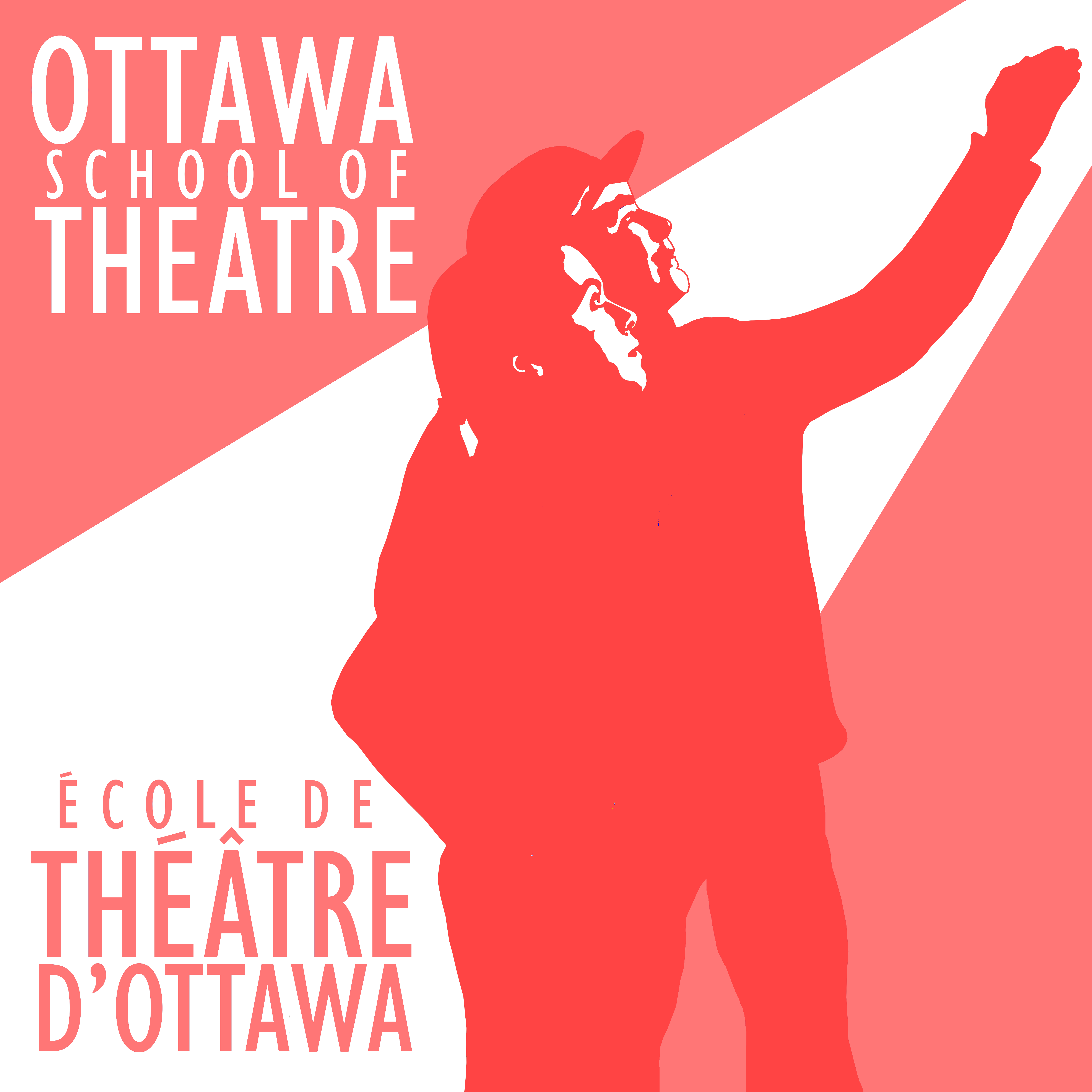 Ottawa School of Theatre logo.